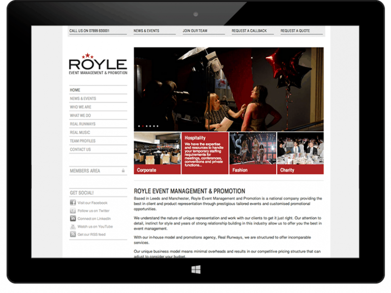 Royle Events