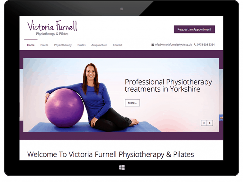 Victoria Furnell Physiotherapy